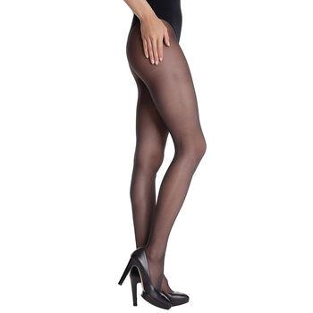 Collant noir Diam's Jambes fuselées 25D-DIM