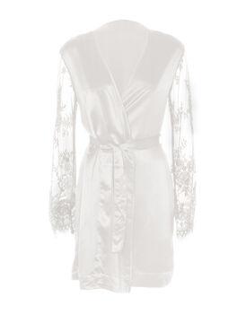Kimono Bridal in raso, avorio, , LOVABLE