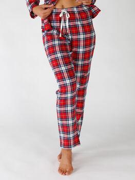 Pantalone tartan 100% cotone, , LOVABLE