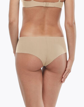 Culotte brasiliano Invisible Comfort Micro, confezione x3 skin, , LOVABLE
