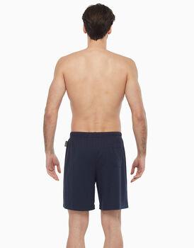 Pantalone in cotone, blu navy, , LOVABLE