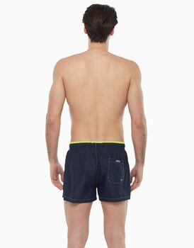 Short boxer in tessuto tecnico asciugatura rapida, blu notte, , LOVABLE