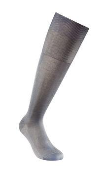 Calzino lungo grigio scuro in filoscozia-LOVABLE
