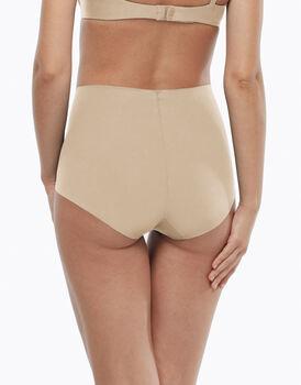 Slip alto Invisible Comfort Micro, confezione x3 skin, , LOVABLE
