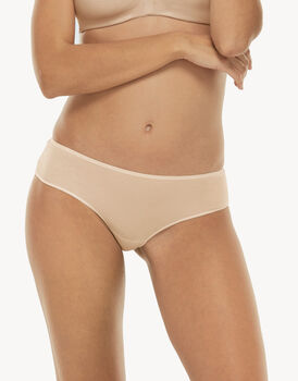 Culotte Invisible Cotton skin in cotone, , LOVABLE