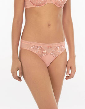 Slip Celebrity Pesca in pizzo-LOVABLE