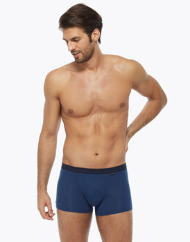 Boxer Graceful in cotone modal, blu royal, , LOVABLE
