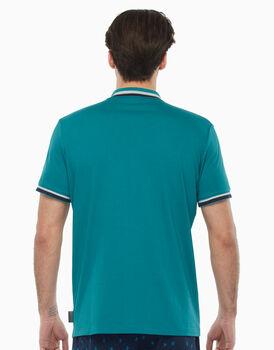 Polo in jersey, verde, , LOVABLE