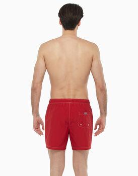Boxer in tessuto tecnico, rosso, , LOVABLE