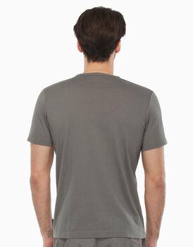 T-shirt maniche corte 100% cotone, , LOVABLE