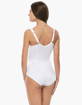 Body senza ferretto Shaping bianco alta contenitività-LOVABLE