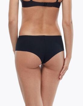 Culotte brasiliano Invisible Comfort Micro, confezione x3 nere, , LOVABLE
