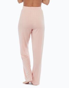 Pantalone lungo in cotone modal, blush, , LOVABLE