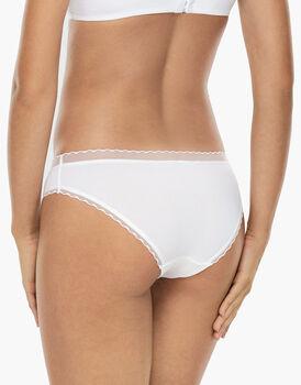 Slip My Daily Comfort bianco in microfibra-LOVABLE