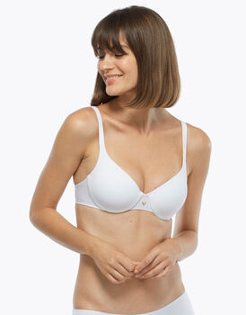 Reggiseno con ferretto Invisible Lift Supreme, bianco, , LOVABLE