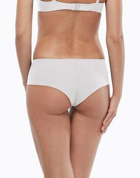 Culotte brasiliano Invisible Comfort Micro, confezione x3 bianche, , LOVABLE
