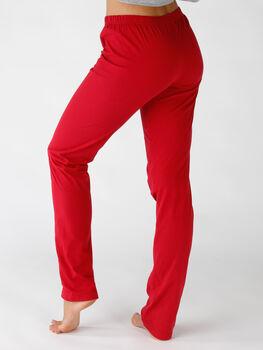 Pantalone rosso 100% cotone, , LOVABLE