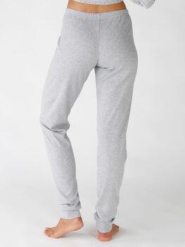 Pantalone del pigiama grigio melange, , LOVABLE