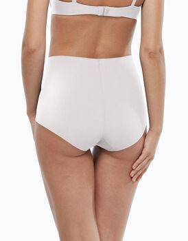 Slip alto Invisible Comfort Micro, confezione x3 bianco, , LOVABLE