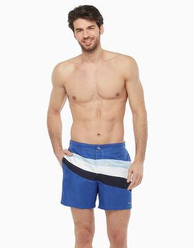 Boxer in tessuto tecnico water resistant, bluette, , LOVABLE
