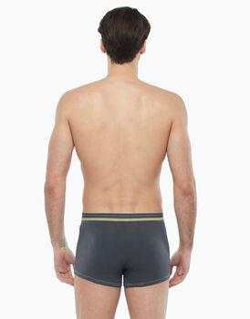 Short in stretch cotton, grigio scuro, , LOVABLE