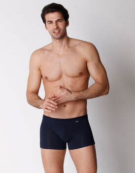 Boxer Graceful in cotone modal, blu navy, , LOVABLE