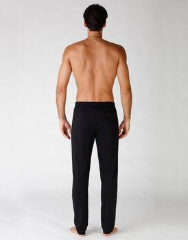 Pantalone nero 100% cotone, , LOVABLE