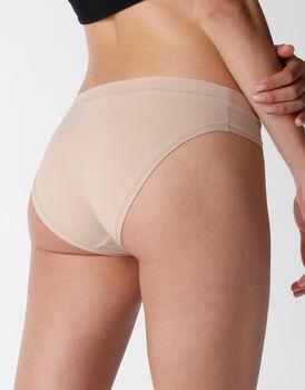 Slip Body Bliss in microfibra, skin, , LOVABLE