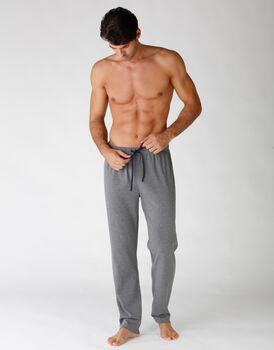 Pantalone grigio melange, , LOVABLE