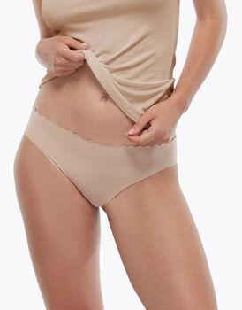 Slip Invisible Comfort in cotone, color nude, , LOVABLE