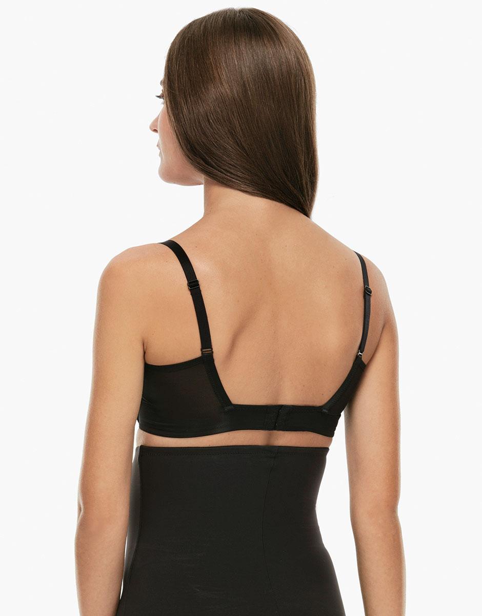 Reggiseno senza ferretto allacciatura frontale Active Sport, cotone sulla pelle. Alto impatto-LOVABLE
