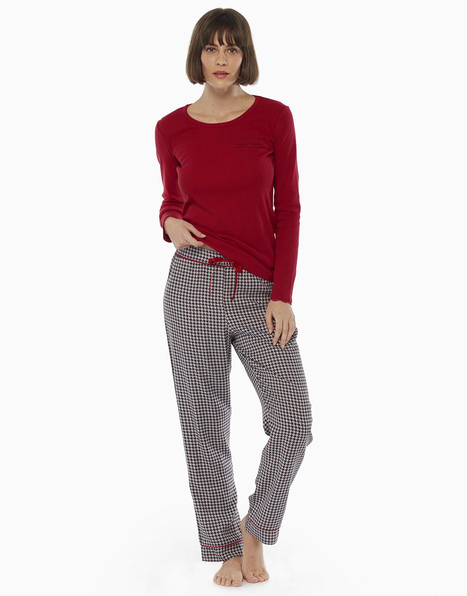 LOVABLE Pantalone del Pigiama in Viscosa Donna