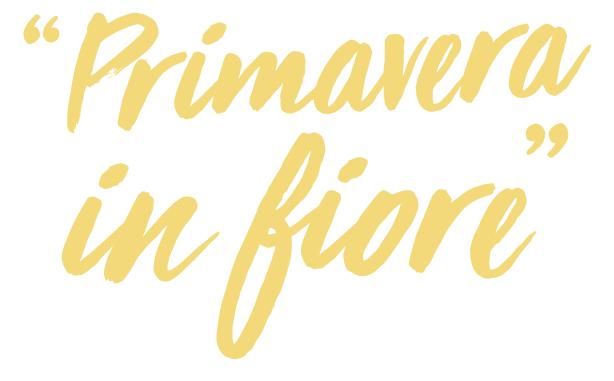 """Primavera in fibre"
