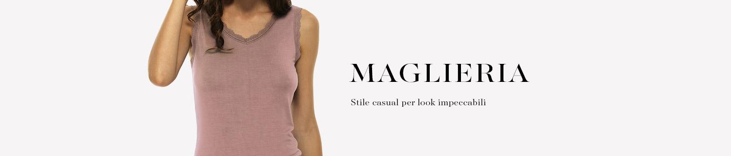 Maglieria Donna