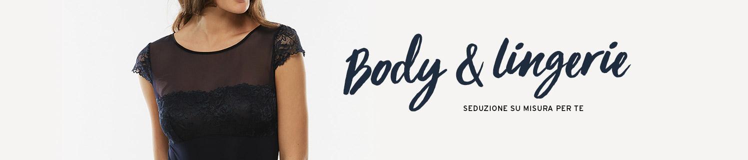 Body e lingerie